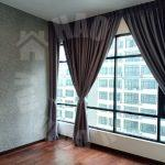 taman molek,molek regency residential apartment 1005 square-feet builtup selling at rm 520,000 #2471