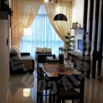 sky88 2 room  condo 743 sq.ft built-up rent price rm 2,200 on jalan dato abdullah tahir, johor bahru, johor, malaysia #3113