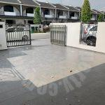 eco summer house 2 storeys terrace home 1950 square-feet built-up 1600 square-feet builtup selling price rm 718,000 on jalan ekoflora x #2873