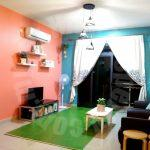 d'secret garden 2room  serviced apartment 939 square-feet built-up rent price rm 1,500 at taman kempas indah, johor bahru, johor, malaysia #3121