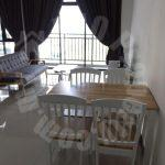 molek regency studio  serviced apartment 640 square feet builtup rent from rm 1,300 at persiaran bumi hijau, taman molek #3316