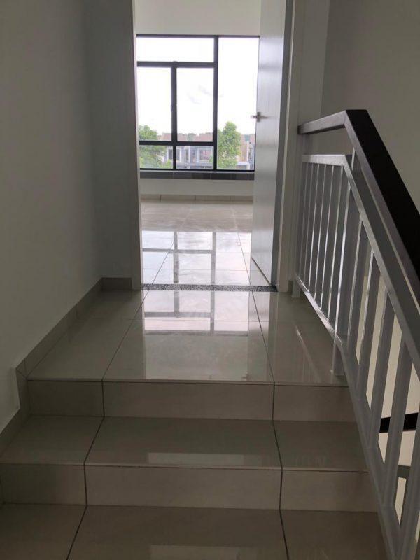 taman bukit indah brand new  double storeys terraced home 1400 square foot builtup sale at rm 745,000 at jalan indah 26/x #2109