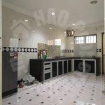 taman ehsan jaya  double storeys link residence 1400 square foot built-up selling price rm 538,000 in jalan ehsan 2/x #2243