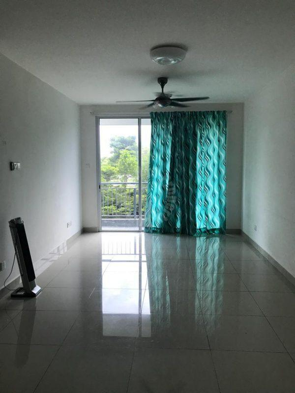 d'ambience 2 room  apartment 876 square-feet built-up selling from rm 350,000 in jalan permas 2, permas jaya #2498