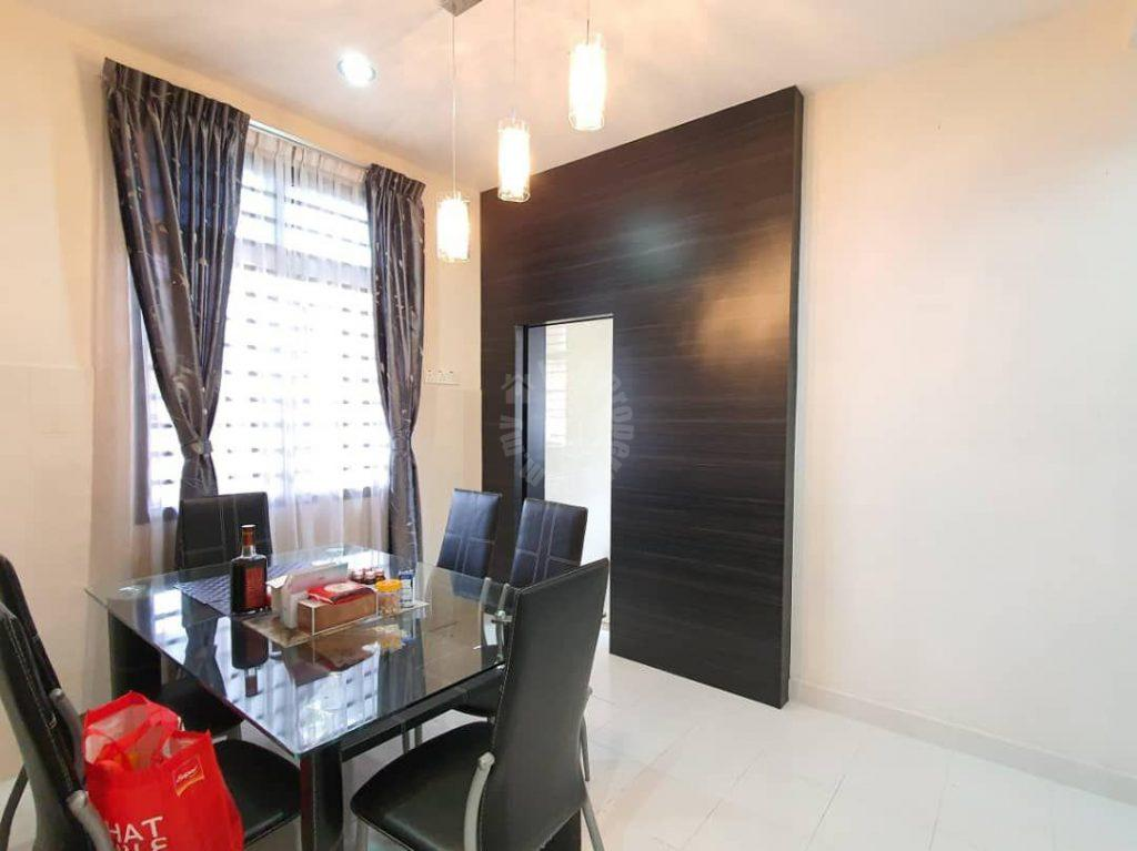 seri austin corner house one-and-a-half-storeys link home 2940 square feet builtup selling from rm 588,000 in jalan seri austin 1/x, taman seri austin, johor bahru, johor, malaysia #4136
