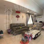 rini hill renovated unit double storeys terrace home 2700 square-feet builtup sale price rm 650,000 at jalan jasa x, mutiara rini #4106