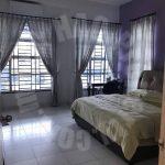 bukit indah house endlot double storey terrace residence 1830 square-foot built-up 1300 square-foot builtup selling at rm 640,000 at jalan indah 24/x, bukit indah, johor bahru, johor, malaysia #4375