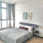 green haven 2 room serviced apartment 999 square feet built-up rent at rm 2,000 on permas jaya #4034