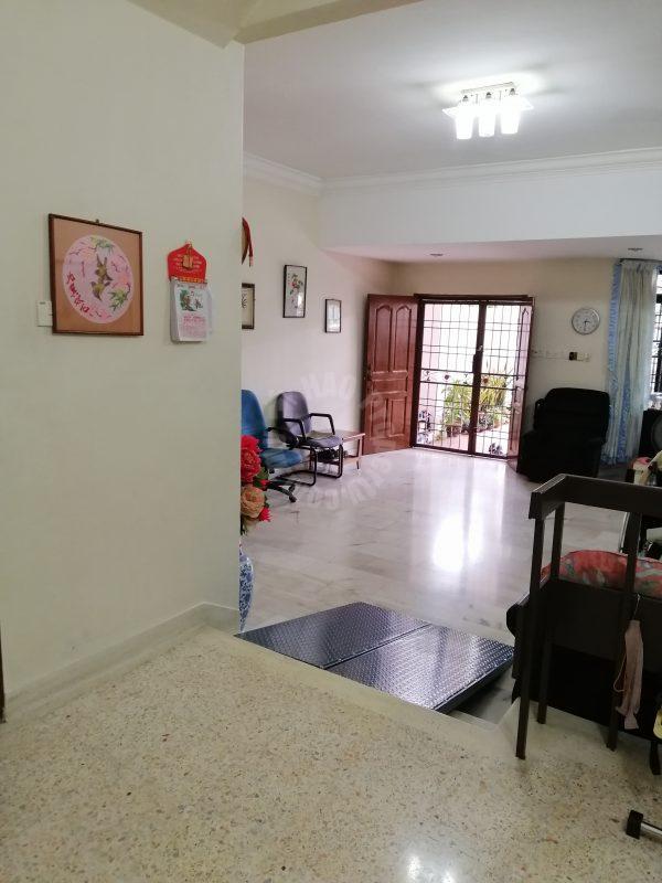 taman perling 22×75 renovated link house 1650 sq.ft built-up selling at rm 570,000 in jalan belibis x, taman perling, johor bahru, johor, malaysia #3557