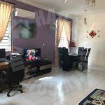 bukit indah house endlot 2 storeys terrace home 1830 square-feet builtup 1300 square-feet built-up selling from rm 640,000 in jalan indah 24/x, bukit indah, johor bahru, johor, malaysia #4377