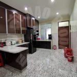 nusa bestari full renovated 1 storey terrace house 1400 sq.ft builtup selling at rm 495,000 at jalan nb2 2/2, taman nusa bestari, johor bahru, johor, malaysia #3851