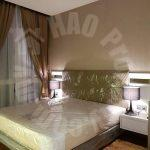 paragon suite 1 bedroom  highrise 646 square feet built-up selling price rm 600,000 on jalan inderaputra, stulang darat, johor bahru, johor, malaysia #4093