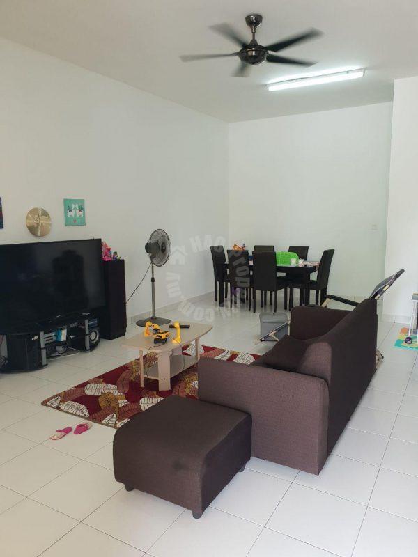 nusa bayu  terraced residence 1400 square-foot built-up sale at rm 490,000 at taman nusa bayu, nusajaya, johor, malaysia #4115