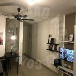 nusa height studio condo 573 square-feet built-up sale price rm 285,000 in gelang patah #3702