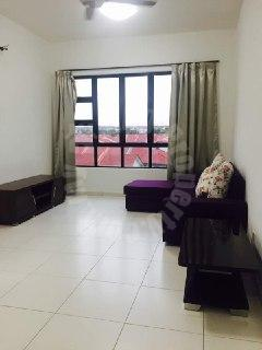 sky view  condo 538 square feet built-up rental price rm 1,400 on bukit indah #3796