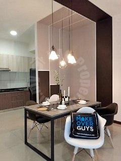 molek regency 2 room apartment 1005 square-feet builtup rent at rm 2,300 at persiaran bumi hijau #3935