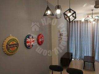 greenfield 2 room highrise selling price rm 360,000 #3688