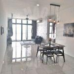 green haven 2 room condominium 999 square feet built-up lease price rm 2,000 in permas jaya #4029