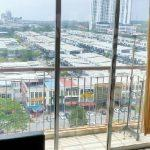 lakeview austin residential apartment 500 square feet built-up lease at rm 900 on jalan austin perdana 1 #4051