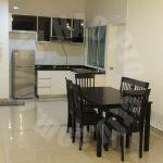 nusa height 3 room serviced apartment 1050 square feet built-up selling price rm 430,000 at gelang patah #4226