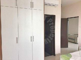 m condominum larkin 3 room serviced apartment 1068 square foot builtup sale from rm 480,000 at larkin #3868