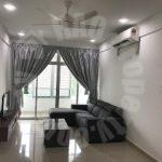 midori green serviced apartment 732 square foot builtup rental at rm 1,600 on mount austin #3977