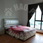 platino serviced 3 room condo 1200 square foot builtup lease price rm 2,200 #3765