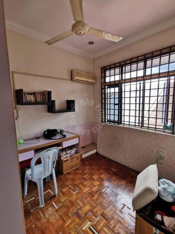 taman bukit jaya  one-and-a-half-storeys terrace residence 1540 square foot builtup selling at rm 368,000 on taman bukit jaya, ulu tiram, johor, malaysia #4528