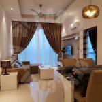 paragon suite 1 bedroom  residential apartment 646 square-foot built-up sale price rm 600,000 on jalan inderaputra, stulang darat, johor bahru, johor, malaysia #4092
