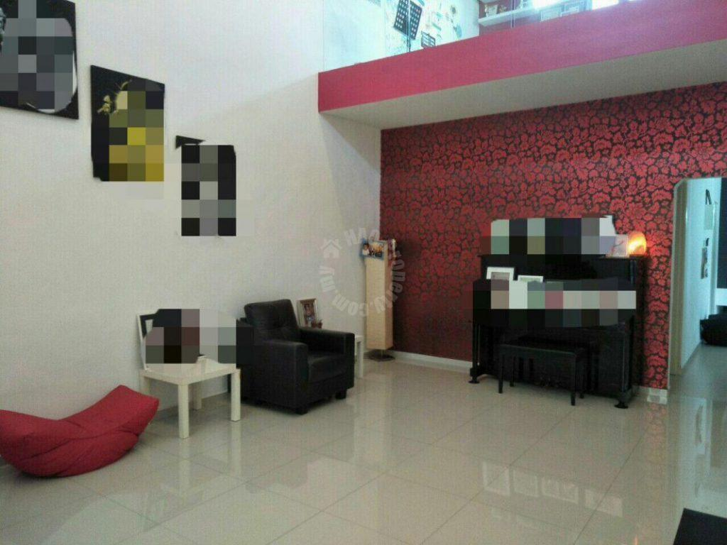 taman sri tebrau semi detached house with pool one-and-a-half-storeys semi-d home 4430 square feet built-up selling from rm 988,000 in taman sri tebrau, johor bahru, johor, malaysia #4423