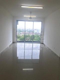 d'ambience  serviced apartment lease price rm 1,300 on permas jaya #4060