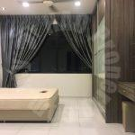 sky executive condo 1168 square foot built-up selling at rm 550,000 in bukit indah #3668