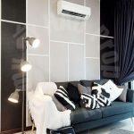 molek regency 2 bed  highrise 1005 sq.ft built-up rent price rm 2,300 in persiaran bumi hijau, taman molek, johor bahru, johor, malaysia #3843