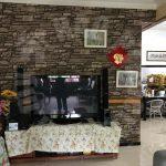 taman perling 22×75 renovated 2 storey link house 1650 square foot builtup selling price rm 550,000 on jalan belibis x, taman perling, johor bahru, johor, malaysia #3582
