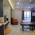 zennith suites  condo 450 square-foot built-up lease at rm 1,100 at kebun teh #4777