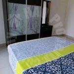 d'ambience 1 room  apartment 553 square foot built-up lease at rm 1,100 on jalan permas 2, masai, johor, malaysia #4975