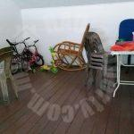 taman skudai baru house one-and-a-half-storeys terrace residence 1540 square feet builtup selling price rm 320,000 #4634