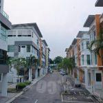 bungalow d tropik@kota puteri, masai four storey shoplot area rental price rm 10,000 at kota puteri, masai, johor, malaysia #4694