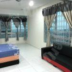 akademik suite condo 555 sq.ft builtup lease at rm 1,100 in mount austin #5086