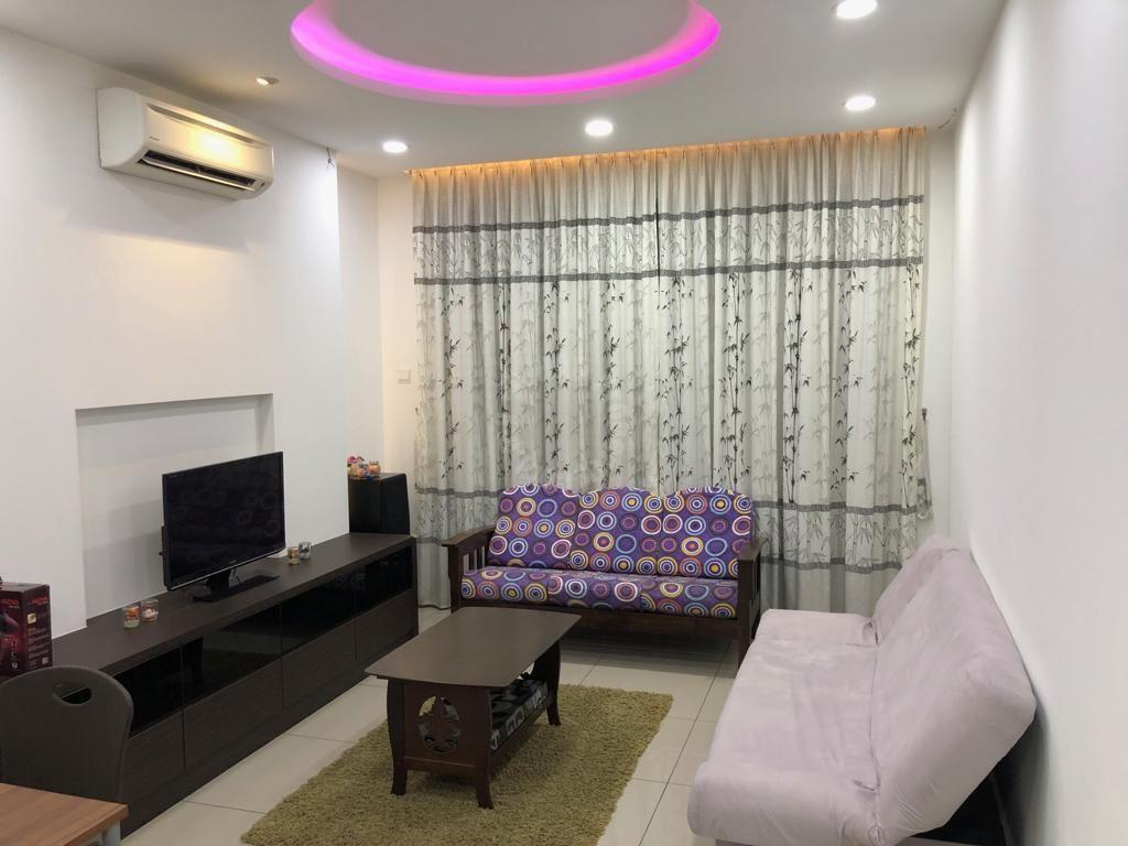 d'ambience 3 rooms  serviced apartment 1114 square-foot builtup lease at rm 1,800 on d'ambience residences, jalan permas 2, masai, johor, malaysia #4951