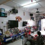 tun aminah house 22×70 single storey terrace home 1540 sq.ft built-up sale at rm 393,000 on jalan pendekar x, taman ungku tun aminah, johor bahru, johor, malaysia #4865