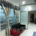 akademik suite serviced apartment 555 sq.ft builtup rental at rm 1,100 in mount austin #5087