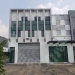 taman ekoperniagaan cluster  warehouse 8400 sq.ft built-up rent price rm 4,800 at jalan ekoperniagaan 1/x, johor bahru, johor, malaysia #4698