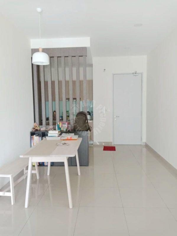meridin bayvue condo rent at rm 1,300 #5072