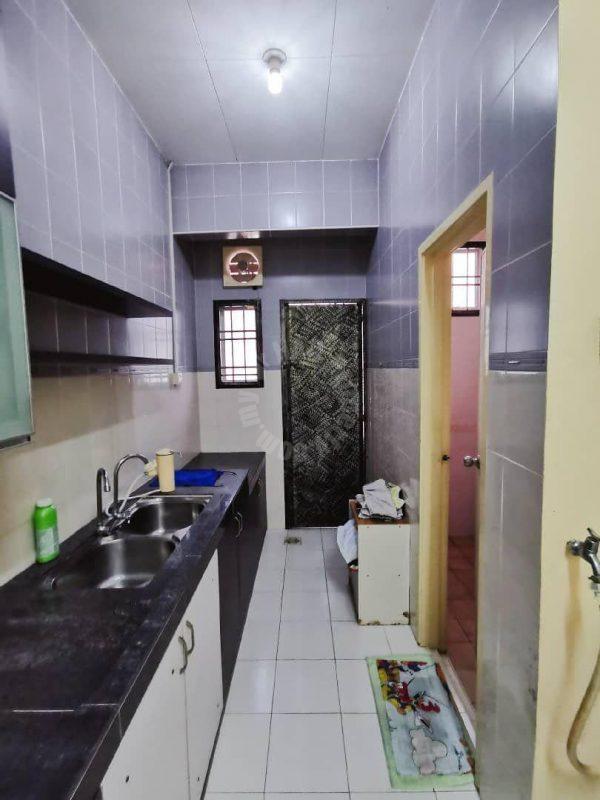sri austin renovated one-and-a-half-storeys link house selling at rm 445,000 at jalan seri austin 1/1, taman seri austin, johor bahru, johor, malaysia #4757