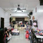 tun aminah house 22×70 1 storey link home 1540 square foot builtup selling price rm 393,000 at jalan pendekar x, taman ungku tun aminah, johor bahru, johor, malaysia #4866