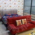 molek regency apartment 640 square foot built-up lease from rm 1,500 at persiaran bumi hijau #5215
