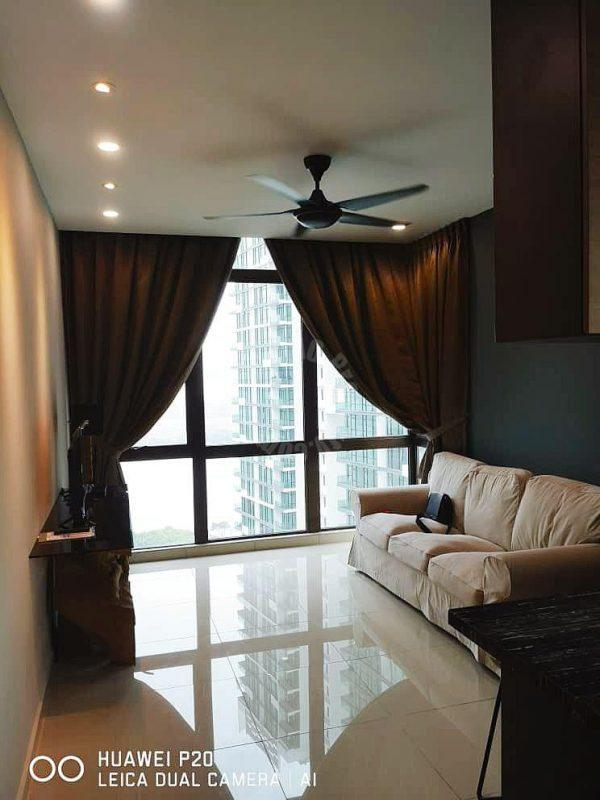 marina cove condominium 553 square feet builtup lease price rm 1,600 #5194
