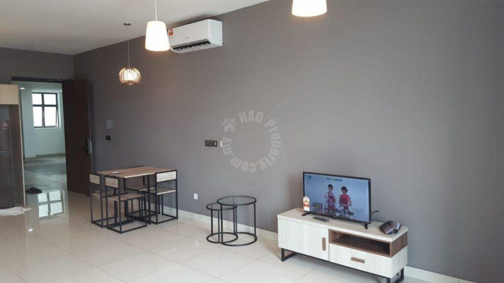 green haven service  serviced apartment 710 square-feet built-up rental price rm 1,400 #5218