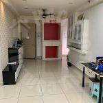 austin suite highrise 906 square feet builtup lease at rm 1,300 in jalan austin perdana 1 #5298